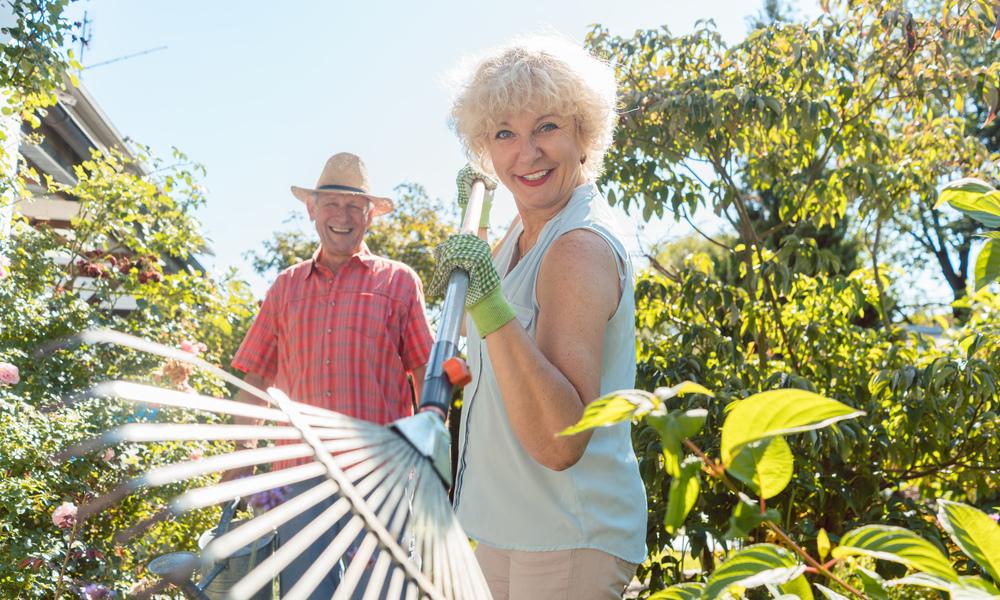 Gardening for Longevity